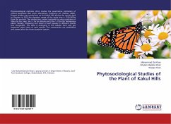 Phytosociological Studies of the Plant of Kakul Hills