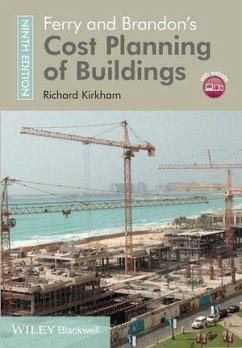 Ferry and Brandon's Cost Planning of Buildings (eBook, ePUB) - Kirkham, Richard