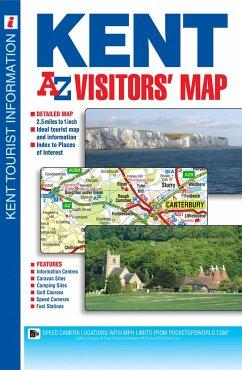 Kent Visitors Map