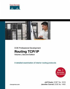 Routing TCP/IP, Volume 1 (eBook, PDF) - Carroll, Jennifer Dehaven; Doyle, Jeff