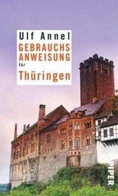 Gebrauchsanweisung für Thüringen
