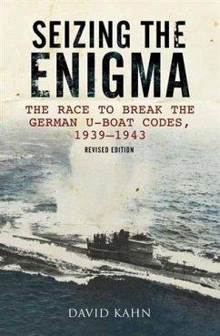Seizing the Enigma (eBook, ePUB) - Kahn, David