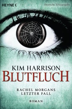 Blutfluch / Rachel Morgan Bd.13 - Harrison, Kim
