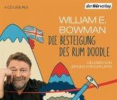 Die Besteigung des Rum Doodle, 4 Audio-CDs