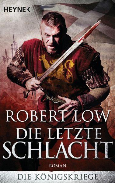 Buch-Reihe Die Königskriege von Robert Low