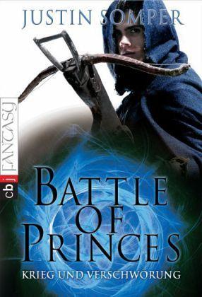 Buch-Reihe Battle of Princes