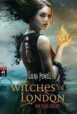 Vom Teufel geküsst / Witches of London Bd.1