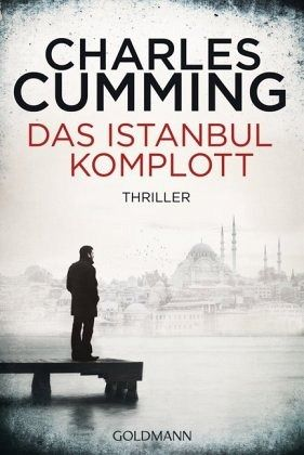 Buch-Reihe Thomas Kell von Charles Cumming