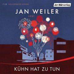 Kühn hat zu tun / Martin Kühn Bd.1 (7 Audio-CDs) - Weiler, Jan