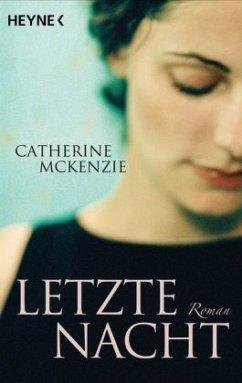 Letzte Nacht - McKenzie, Catherine