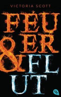 Feuer & Flut / Brimstone Bleed Bd.1 - Scott, Victoria