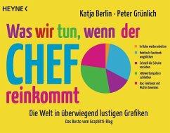 Was wir tun, wenn der Chef reinkommt - Berlin, Katja; Grünlich, Peter