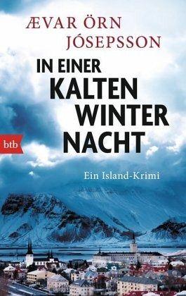 Buch-Reihe Kommissar Arni