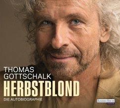 Herbstblond, 4 Audio-CDs - Gottschalk, Thomas