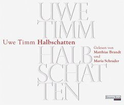 Halbschatten (6 Audio-CDs) - Timm, Uwe