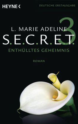 Buch-Reihe S.E.C.R.E.T. von L. Marie Adeline