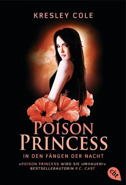 Buch-Reihe Poison Princess