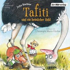 Tafiti und ein heimlicher Held / Tafiti Bd.5 (1 Audio-CD) - Boehme, Julia
