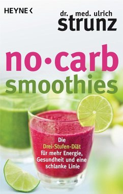 No-Carb-Smoothies - Strunz, Ulrich