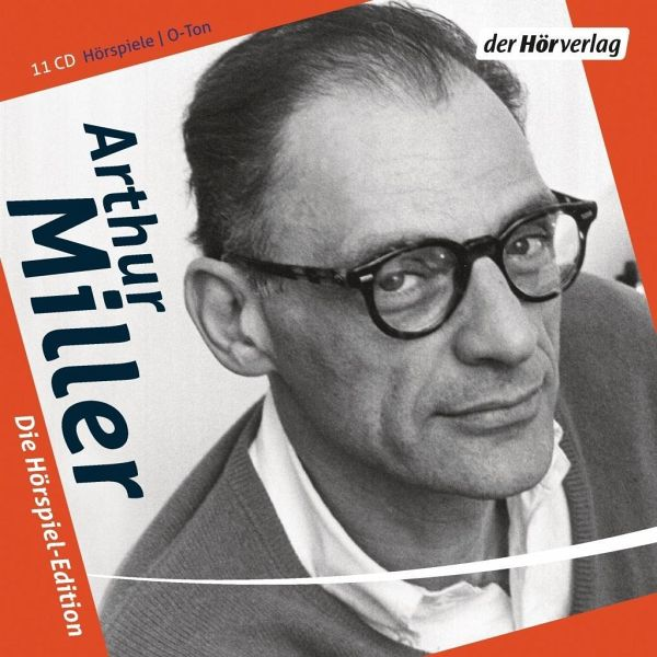 Die Hörspiel-Edition, 11 Audio-CDs - Miller, Arthur