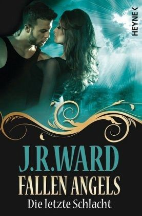 Buch-Reihe Fallen Angels von J. R. Ward