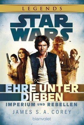 Buch-Reihe Star Wars - Imperium und Rebellen