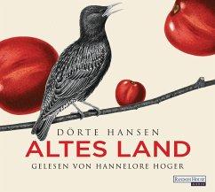 Altes Land, 4 Audio-CDs - Hansen, Dörte