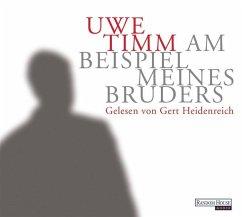 Am Beispiel meines Bruders (4 Audio-CDs) - Timm, Uwe