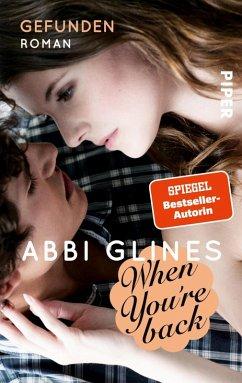 When You're Back - Gefunden / Rosemary Beach Bd.12 (eBook, ePUB) - Glines, Abbi