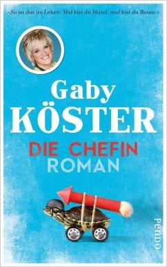 Die Chefin (eBook, ePUB) - Köster, Gaby