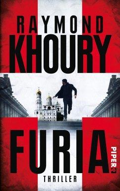 Furia / Sean Reilly Bd.1 (eBook, ePUB) - Khoury, Raymond