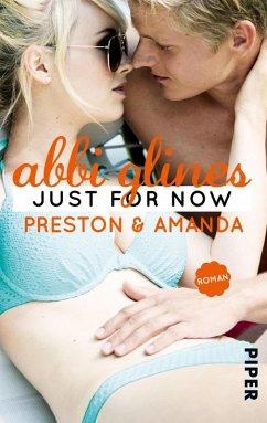 Just for Now - Preston und Amanda / Sea Breeze Bd.4 (eBook, ePUB) - Glines, Abbi