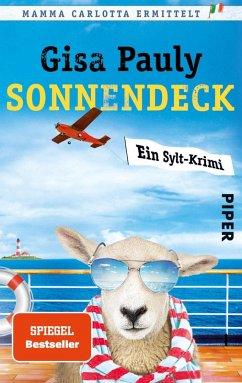 Sonnendeck / Mamma Carlotta Bd.9 (eBook, ePUB) - Pauly, Gisa