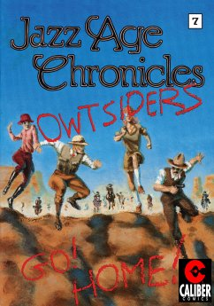 Caliber Comics Jazz Age Chronicles #7 (eBook, ePUB)