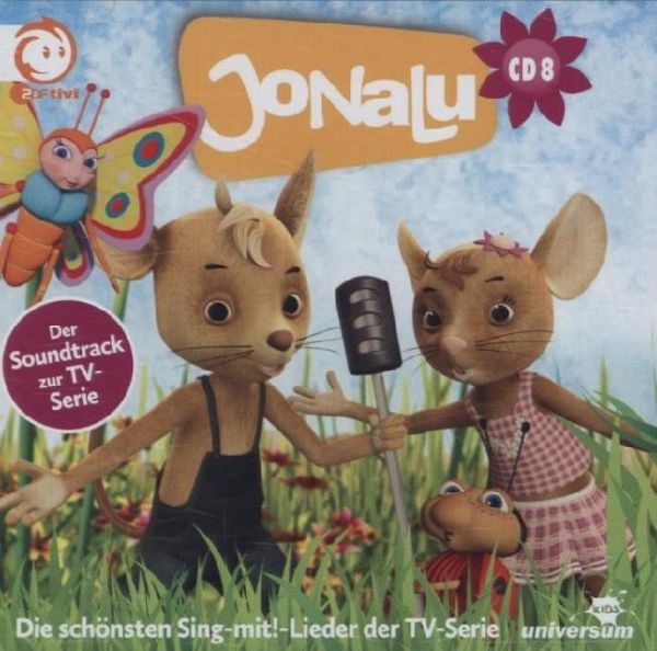 JoNaLu 1 Audio-CD