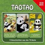 Tao Tao - 3-CD Hörspielbox, 3 Audio-CDs