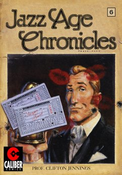 Caliber Comics Jazz Age Chronicles #6 (eBook, ePUB)