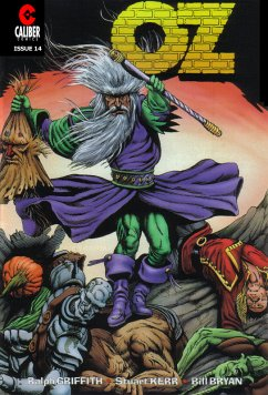 Caliber Comics OZ #14 (eBook, ePUB)