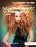 Adobe Photoshop Cc Book For Digital Photographers 2017 Release