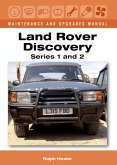 Land Rover Discovery Maintenance and Upgrades Manual, Series 1 and 2 (eBook, ePUB)
