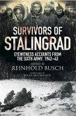 Survivors of Stalingrad (eBook, PDF)