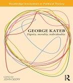 George Kateb (eBook, ePUB)
