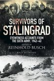 Survivors of Stalingrad (eBook, ePUB)