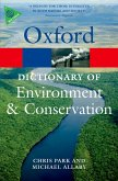 A Dictionary of Environment and Conservation (eBook, ePUB)