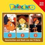 Pinocchio - 3-CD Hörspielbox, 3 Audio-CDs