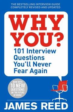 Why You? (eBook, ePUB) - Reed, James