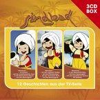 Sindbad - 3-CD Hörspielbox, 3 Audio-CDs