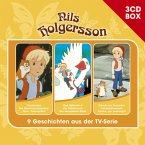 Nils Holgersson - 3-CD Hörspielbox, 3 Audio-CDs