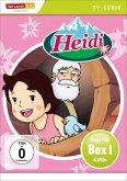 Heidi - TV-Serien Teilbox 1 (4 Discs)