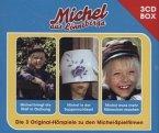 Michel - 3-CD Hörspielbox, 3 Audio-CDs